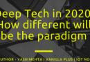 Deep Tech en 2020: cuán diferente será el paradigma – IoT Now